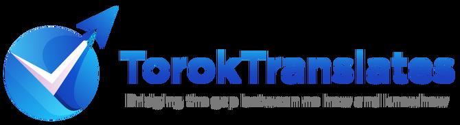 Torok Translates